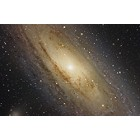 M31 - Central Part of Andromeda Galaxy